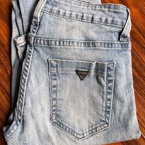 Vintage Guess Light Wash Denim - Size 26